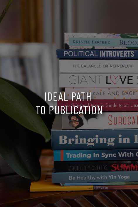 idea path to publication with sara connell