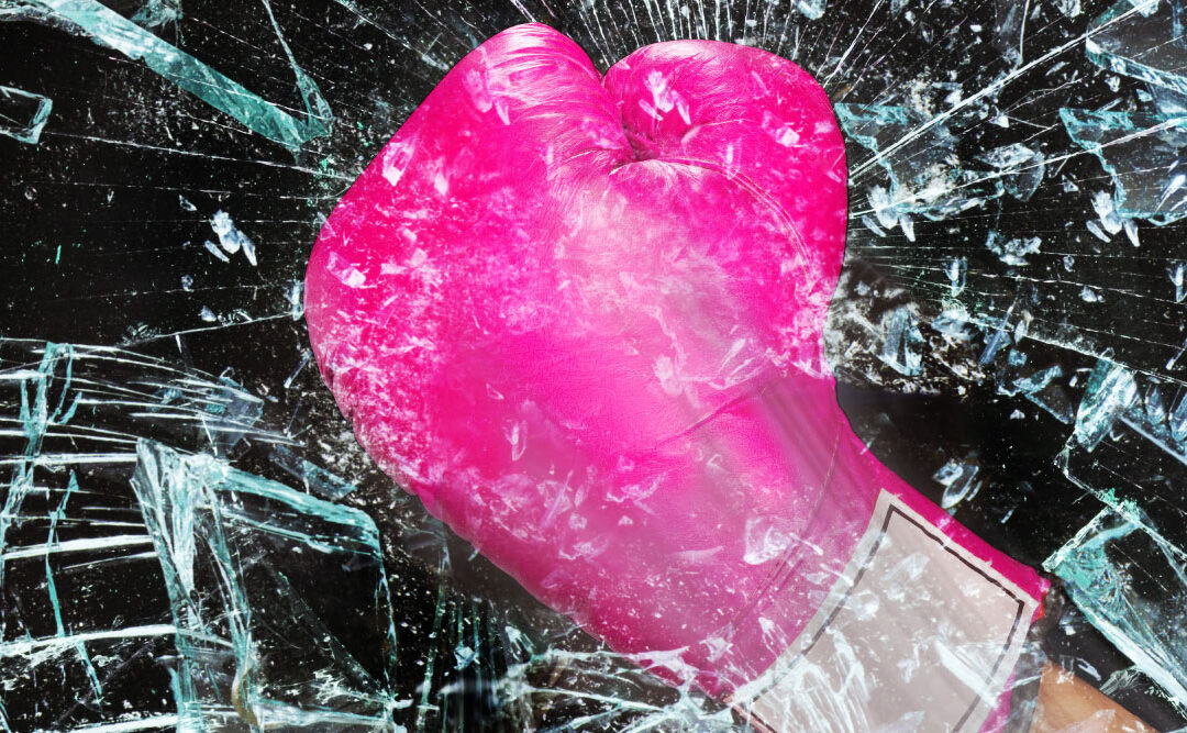 Four Ways To Shatter Your Own Glass Ceiling
