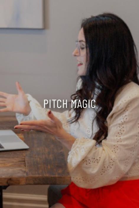 pitch magic
