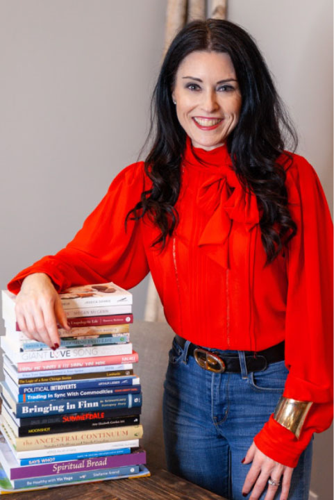 sara connell bestselling author and coach
